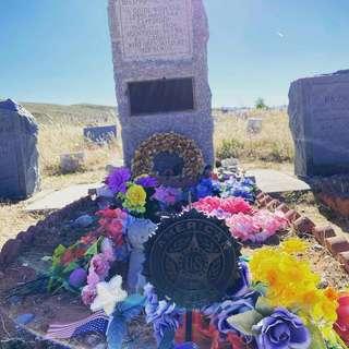 Sacagawea Cemetery