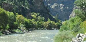 Glenwood Canyon Rafting