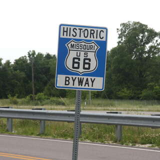 Birthplace of Route 66 Roadside Park