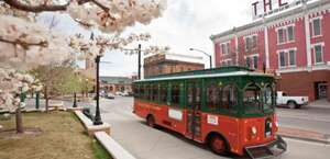 Street Railway Trolley