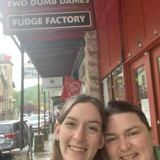 Two Dumb Dames Fudge Factory