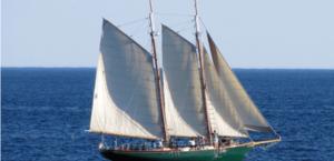 Schooner Eleanor Sailing Trips