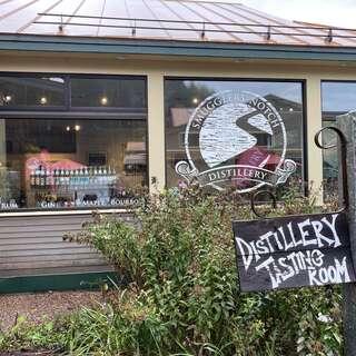 Smugglers' Notch Distillery Tasting Room