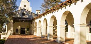 Junipero Serra Museum Presidio Park