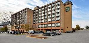 Quality Inn & Suites Event Center