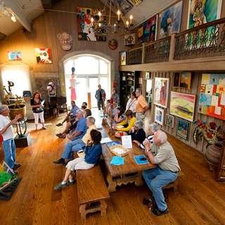 Di Rosa Gatehouse Gallery