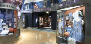 Unc Basketball Musem