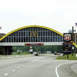 Worlds Largest McDonalds
