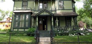 Former Governors' Mansion