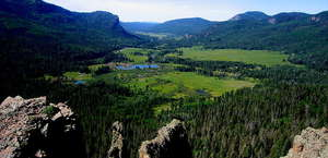 Wolf Creek Pass (US HWY 160)