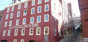 Yuengling Brewery Gift Shop and Store