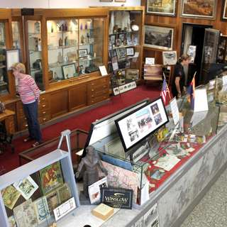 Old Trail Museum