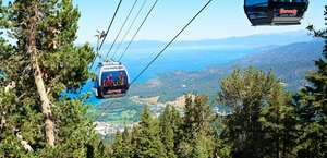 Heavenly Scenic Gondola Rides