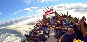 Seadog Extreme Jet Boat Ride