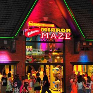 Ripley's Marvelous Mirror Maze and Candy Factory
