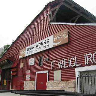 Iron Works Barbecue
