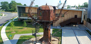 The Steampunk Treehouse