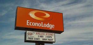 Econo Lodge Lincoln City