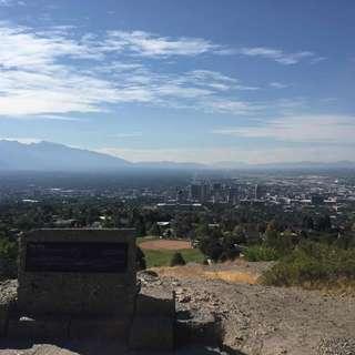 Ensign Peak Park