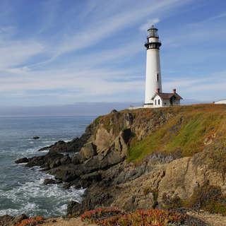 Pigeon Point Lighthouse & Hostel
