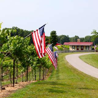 Natchez Trace Wine Trail