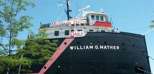 Steamship William G. Mather