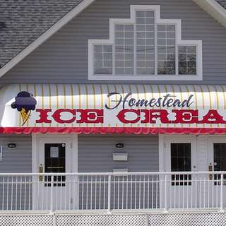 Homestead Ice Cream Shoppe