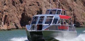 London Bridge Jet Boat Tours