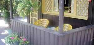 Amber Lantern One-Bedroom Cottage