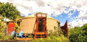 Malibu Orchards Luxury Yurts