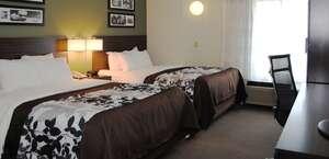 Sleep Inn and Suites Central / I-44
