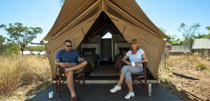 Bell Gorge Wilderness Lodge