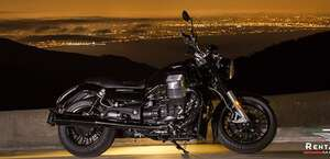 Rent A Guzzi: Malibu Motorcycle Rentals