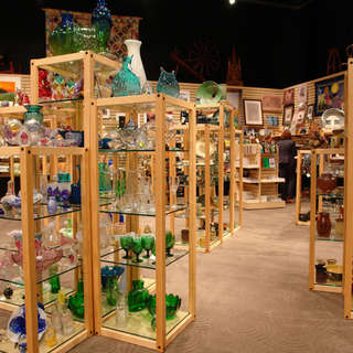 West Virginia State Museum Gift Shop