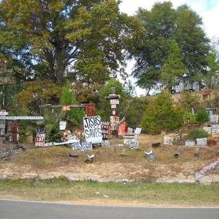 The Cross Garden