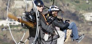 Paragliding los Angeles
