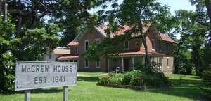 James McGrew House