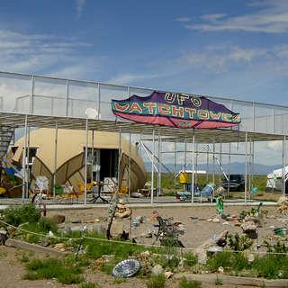 UFO Watchtower & Campground