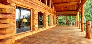 Taber's Log Cabins