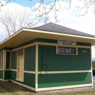Saginaw Railway Museum