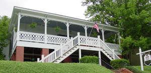 Red Bluff Cottage