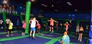 Cosmic Jump Indoor Trampoline Park