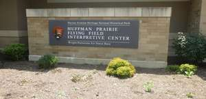 Huffman Prairie Flying Field