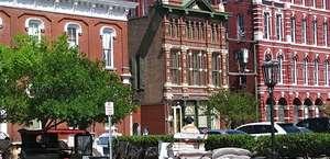 The Strand Historic District, Downtown Galveston