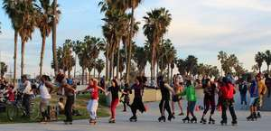 Skate Dancing Plaza