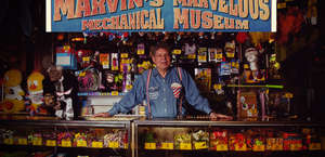 Marvin's Marvelous Museum