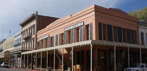 Wells Fargo History Museum-Wells Fargo Center