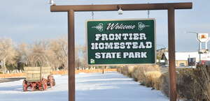 Frontier Homestead SP Museum