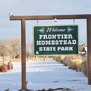 Frontier Homestead SP Museum