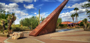 America's Largest Sundial
